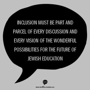 inclusion conversation
