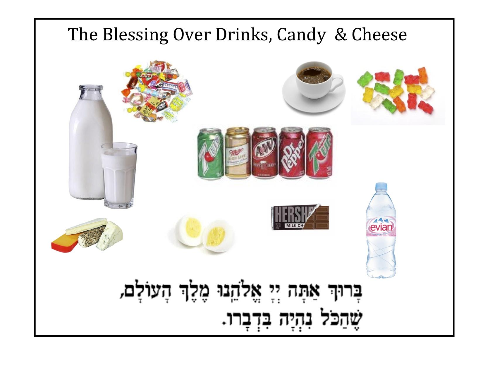 food brachot activities
