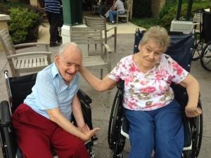 Guila's parents