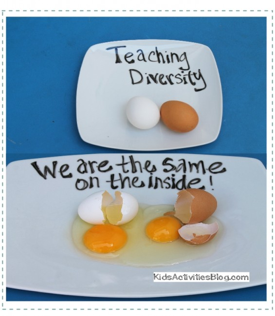 Teaching Diversity AND Inclusion: The Egg Activity - Matan