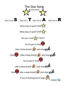 STAR Lyrics-page1