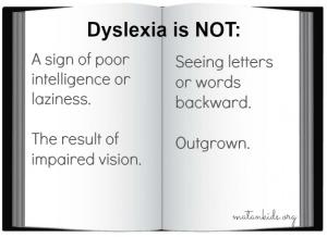 dyslexia Matan Lisa Friedman