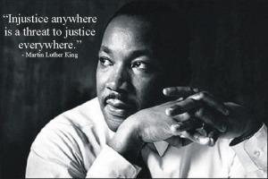 Injustice MartinLutherKing