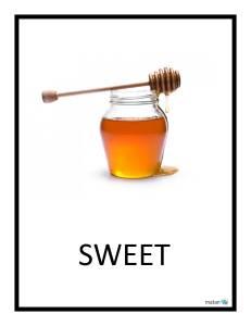 Tu B'Shevat Taste Test, sweet - Matan