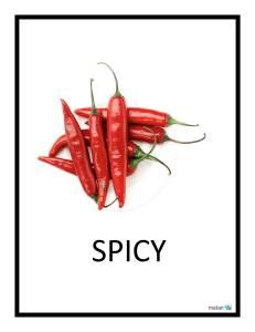 Tu B'Shevat Taste test, spicy - Matan