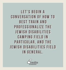 inclusion training - conversation