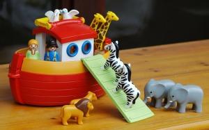 noah's ark - Matan
