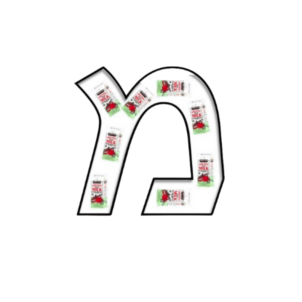 Square Mem for Aleph Bet