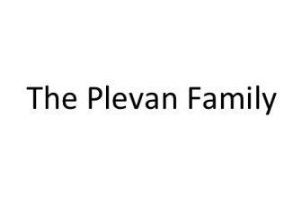 The Plevan Family