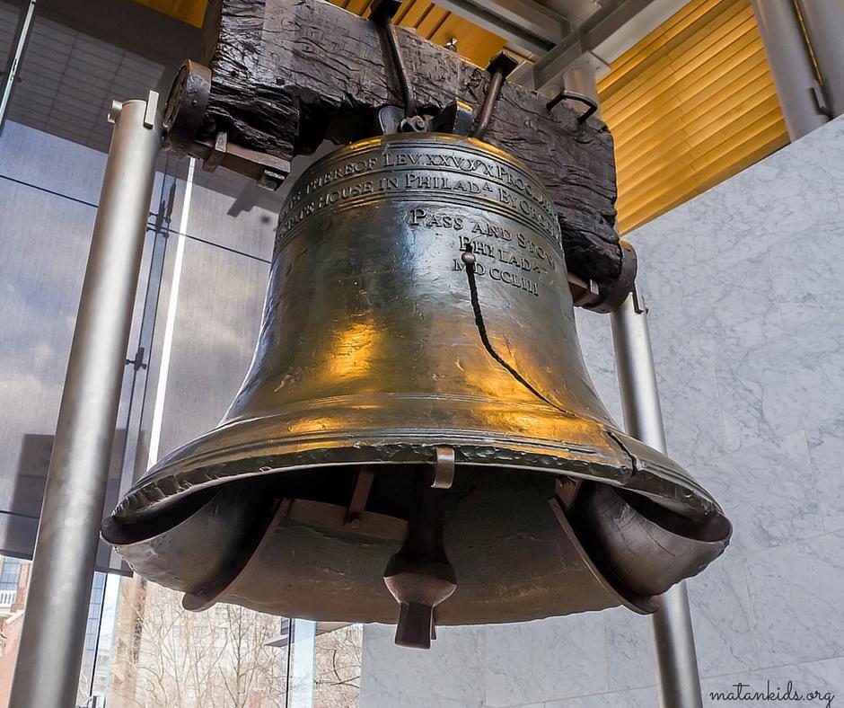 Liberty Bell, Matan