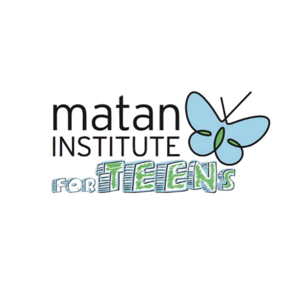 Square template teens logo