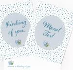 Thinking of you & Mazal Tov Cards