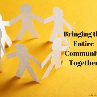 Bringing the Entire Community Together – Parashat Acharei Mot