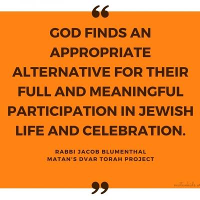 Finding Spiritual Readiness – Parashat Beha'alotcha