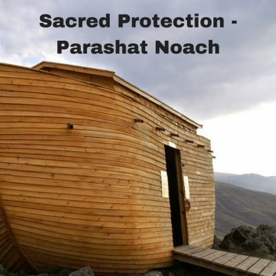 Sacred Protection – Parashat Noach