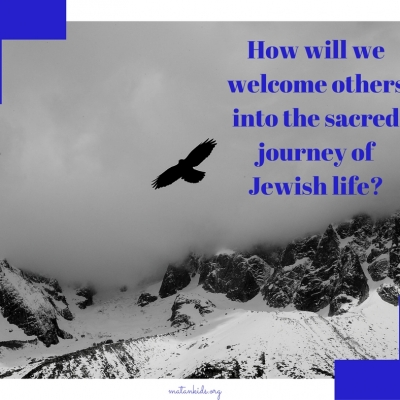 It's All About the Journey – Parshat Lech L'cha