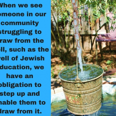 Everyone Deserves Access to the Well – Parashat Shemot
