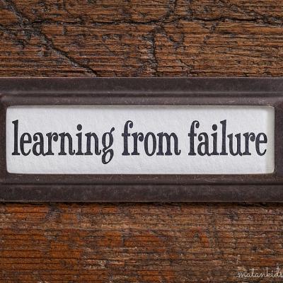 Learning From Failure – Parashat Ki Tisa