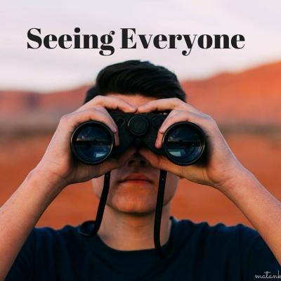 Seeing Everyone – Parashat Balak
